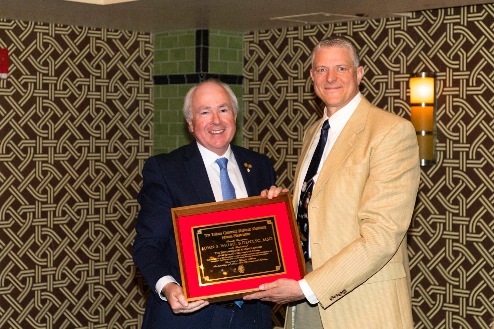 images/News/John_Walsh_Indiana_University_Award.jpg