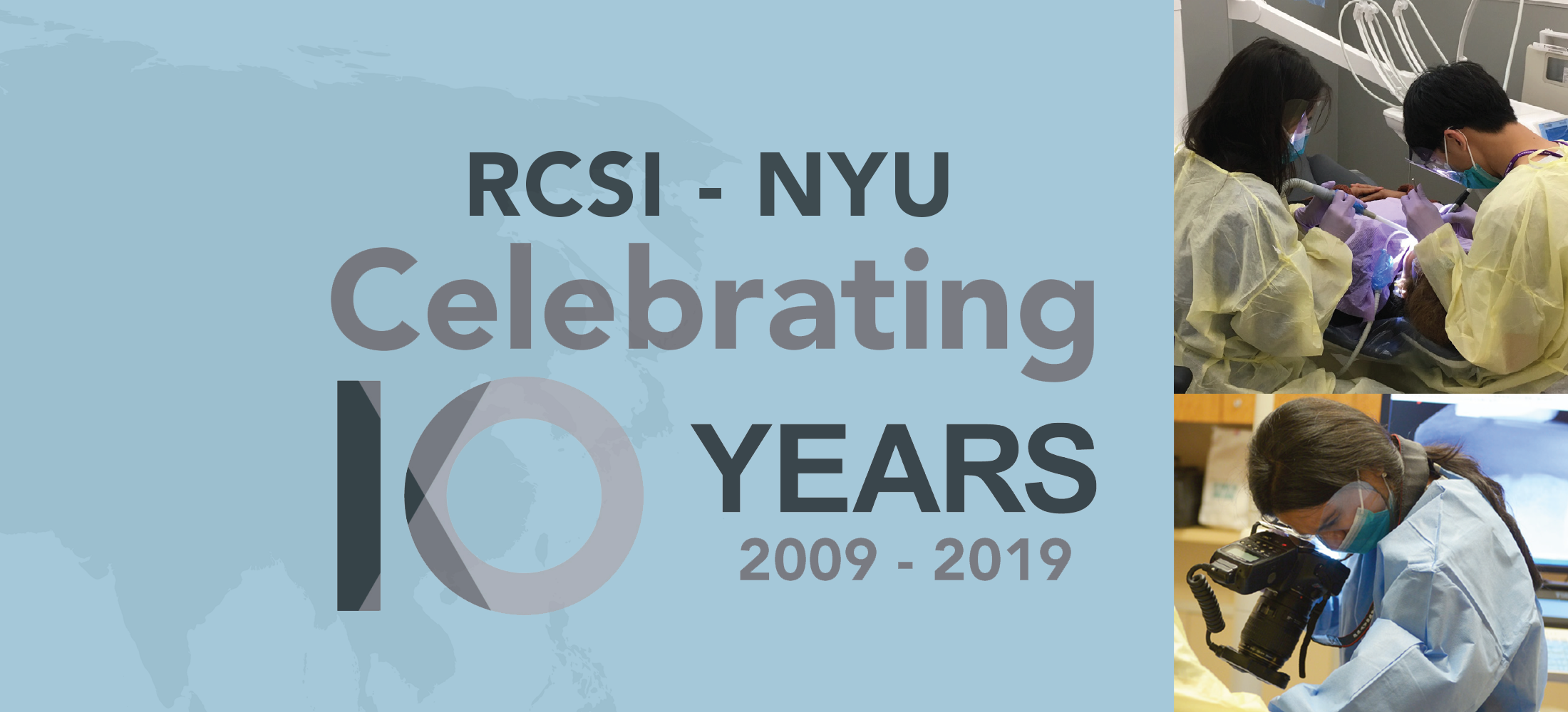 RCSI-NYU International Oral Surgery Training Program